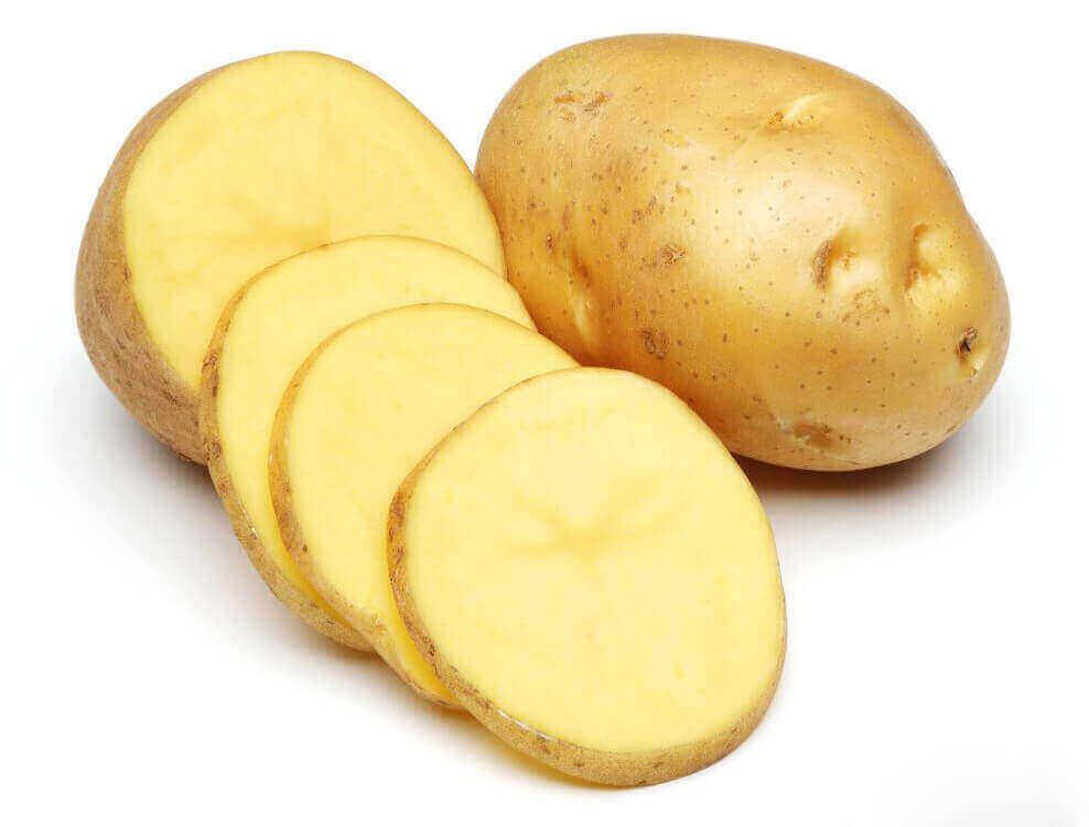 Mẹo chữa sùi mào gà bằng khoai tây