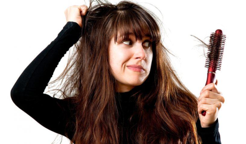 Nguyên nhân gây rụng tóc nhiều